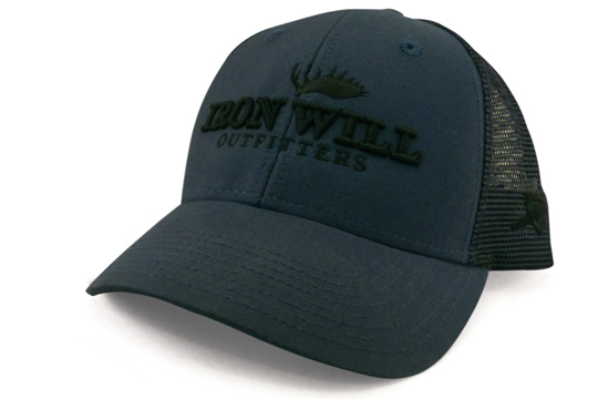 Iron Will Trucker Hat - $24.95