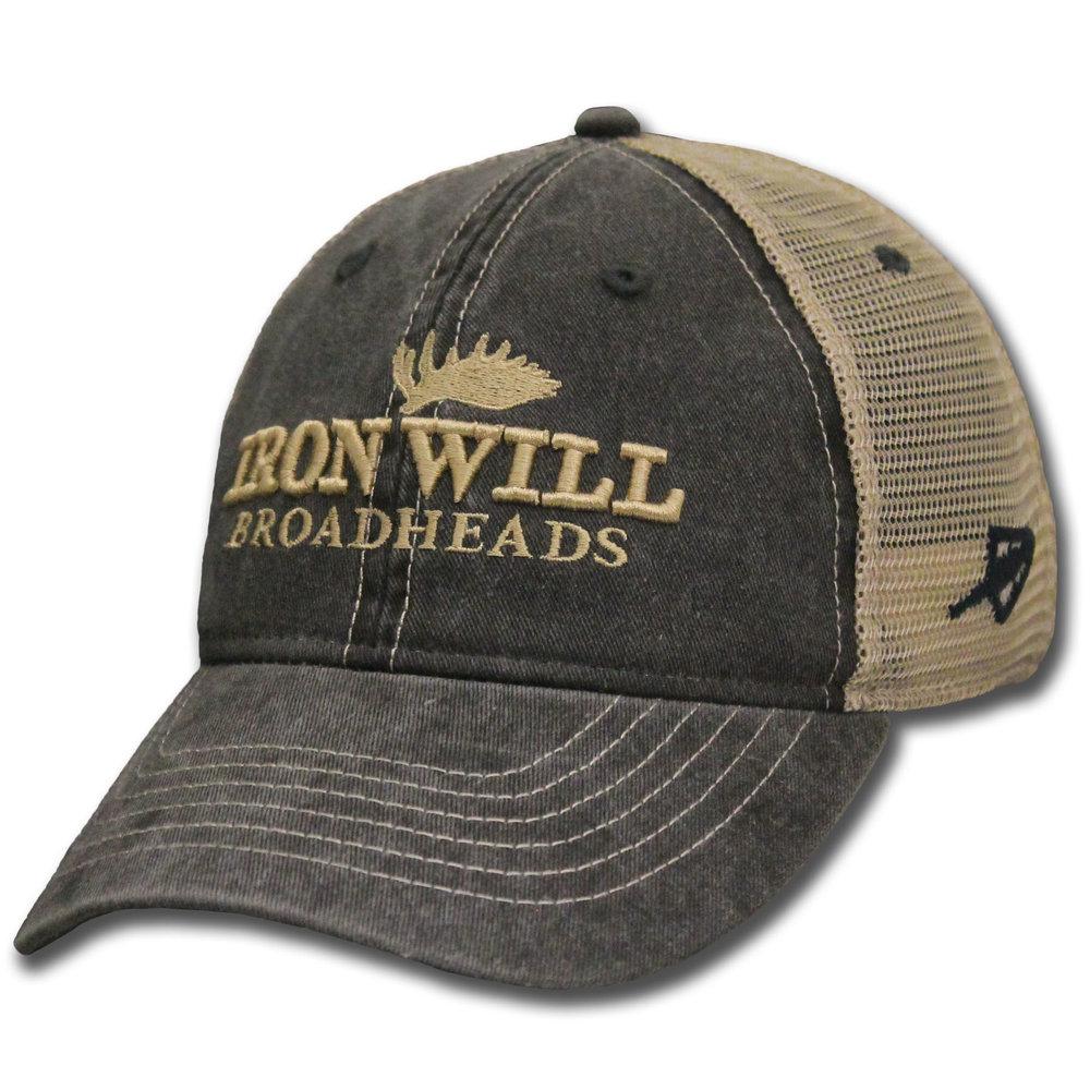 Iron Will Mesh Cap - $24.95