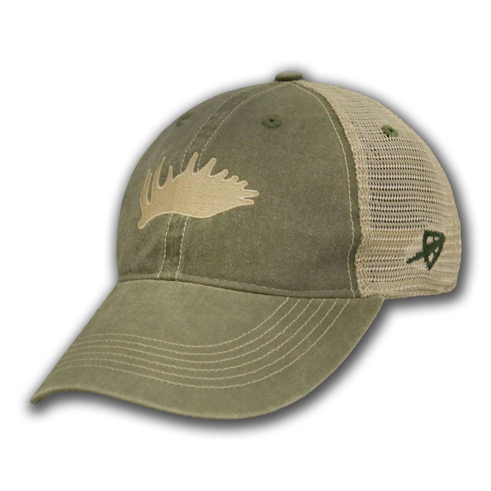 Antler Mesh Cap - $24.95