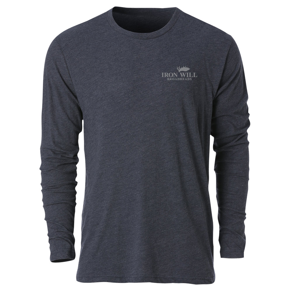 Long Sleeve T-Shirt - Blue - $34.95