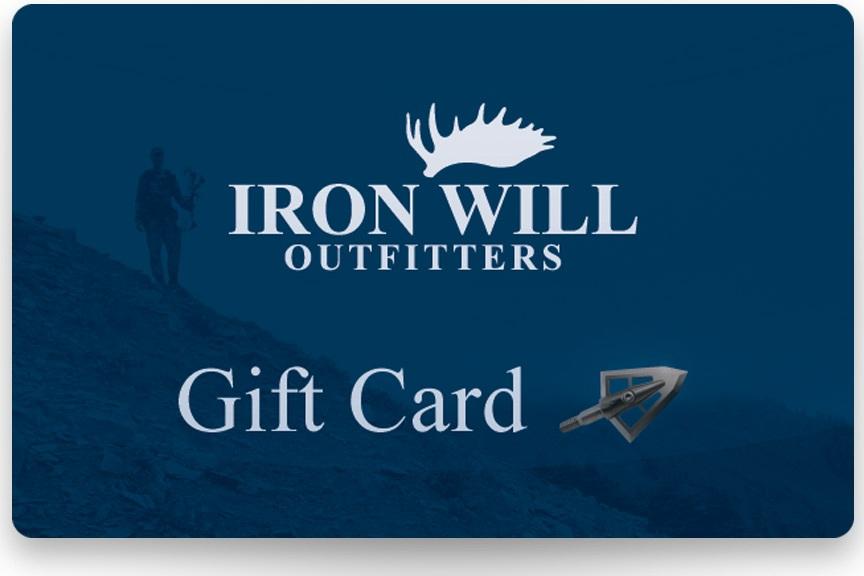 Gift Card - $25 - $500