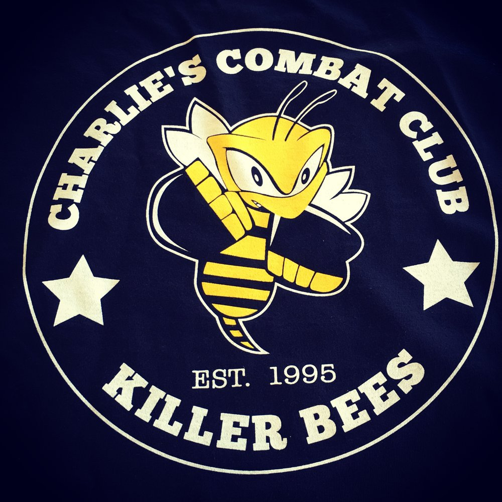 If you want to support the C3 Killer Bees Program, we have tees available in the pro-shop!
