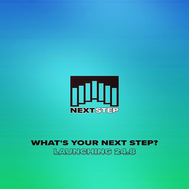 So excited about Next Step launching THIS FRIDAY. Come this Friday to find out what these steps are all about #identity #purpose #community
