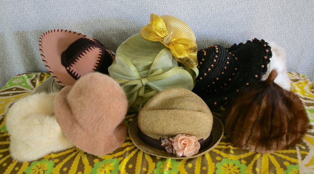 Hats are the perfect blend of style and function. -