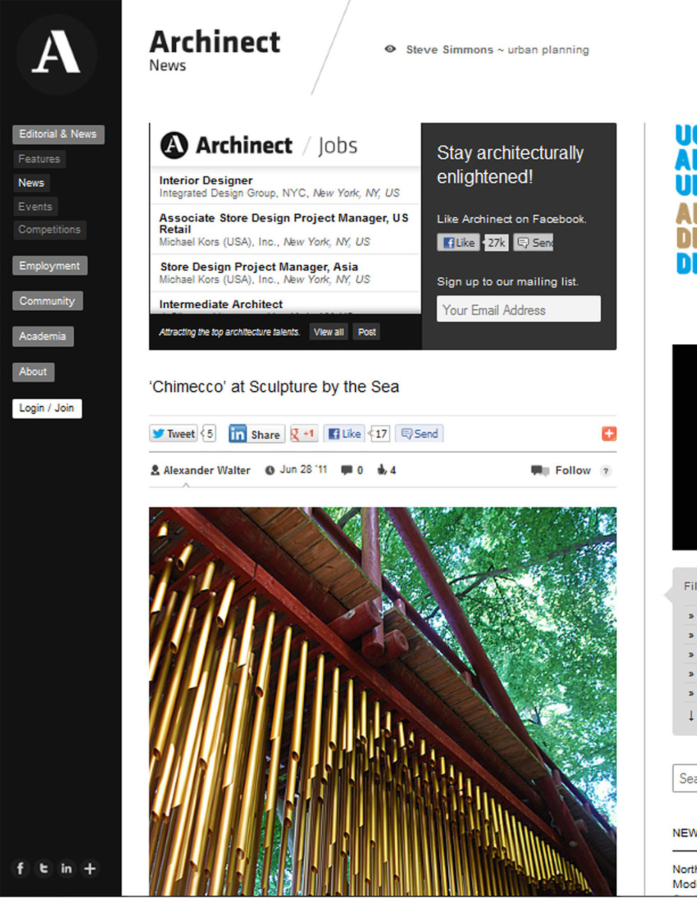 CHIMECCO - Archinect