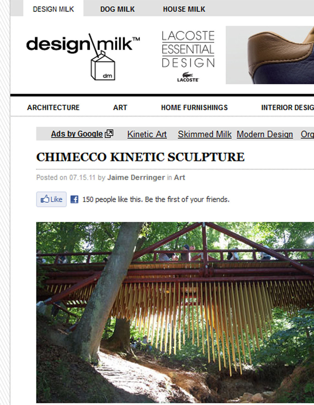CHIMECCO - Design Milk