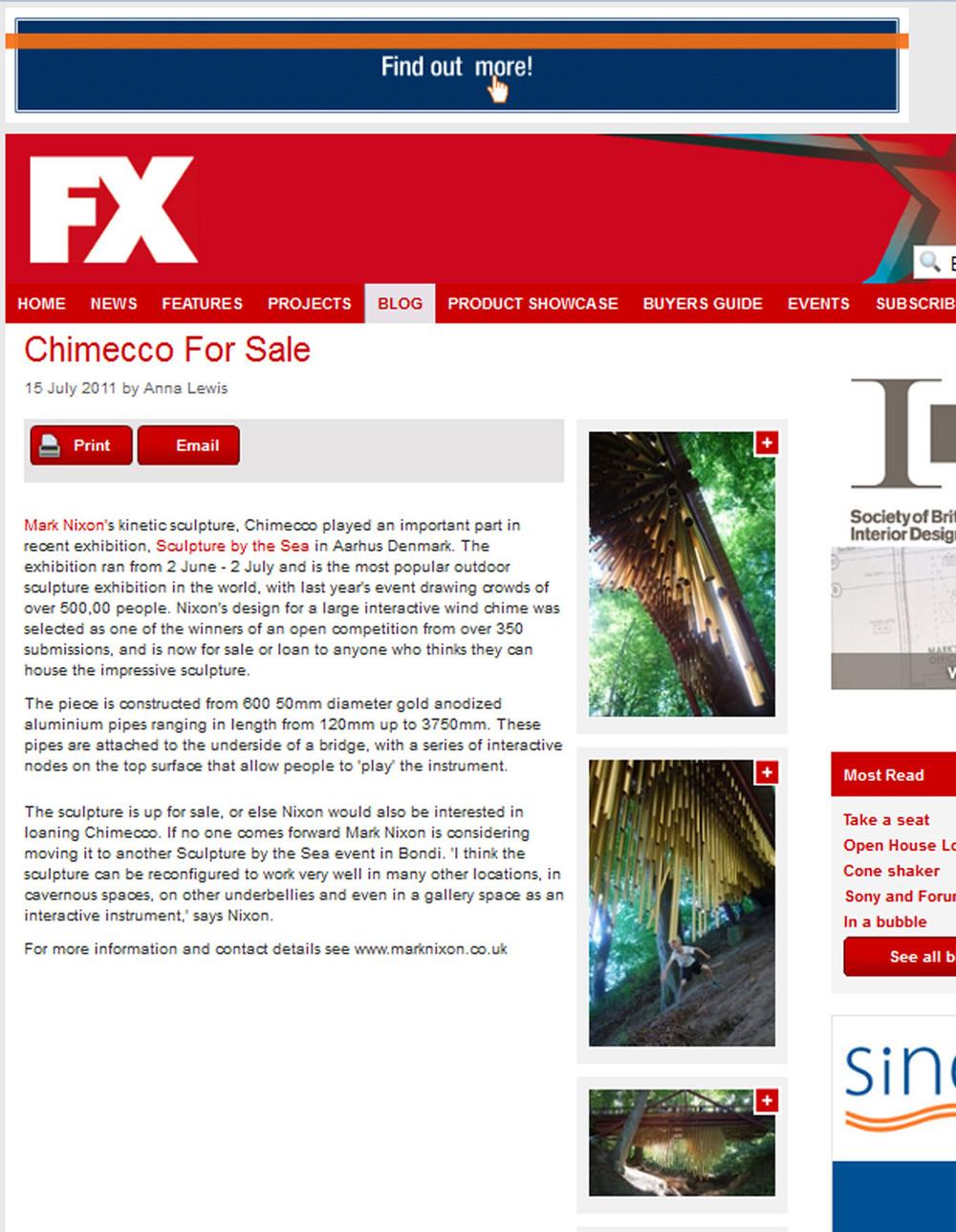 CHIMECCO - FX