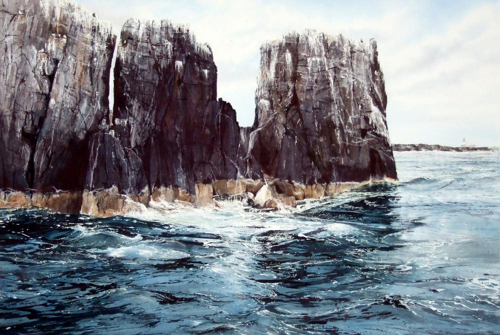 North Easterly; Farne Islands II