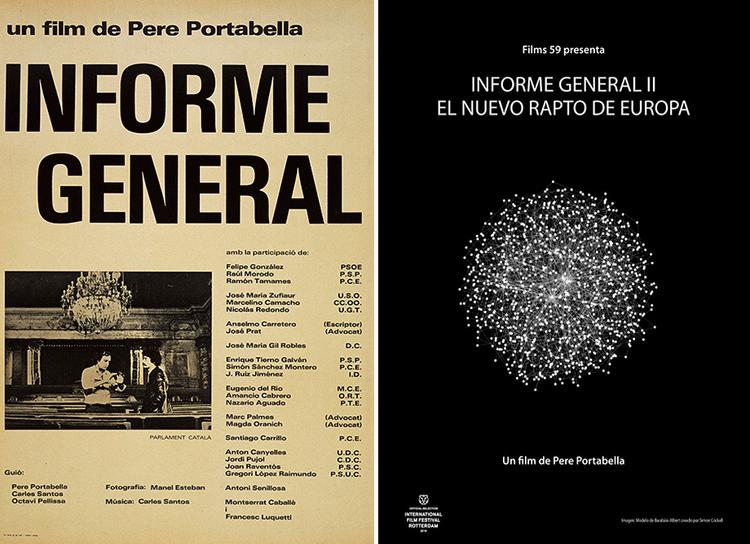 Informe General I y II Portabella