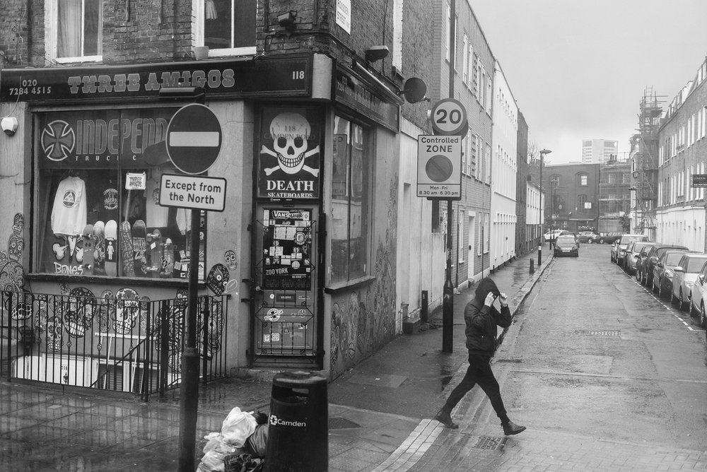 LONDON - A photographic exploration of London