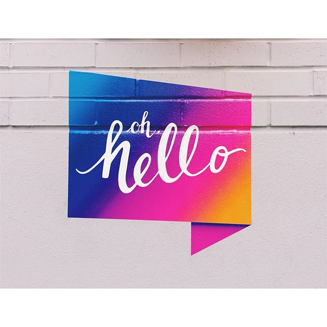 👋 oh, hello, hey, hi, ciao! I know it's been awhile, but I promise I've been stalking everyones feed and haven't forgotten about this creative space. Some exciting updates coming including adding recent projects to the website! 🙌 #finally Hope you have the greatest, most beautiful weekend! #happyfriday