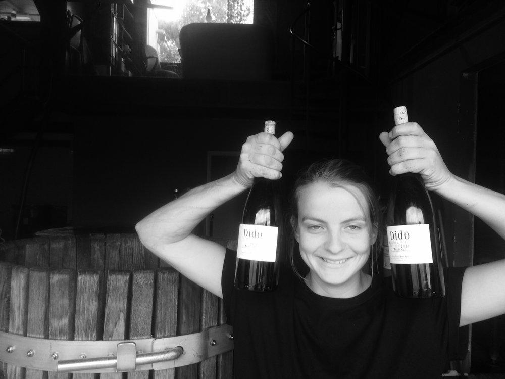 in venus maken ze dido wijn!