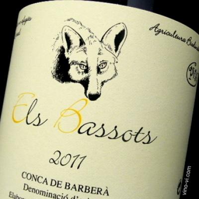els bassots, de bekendste 'oranje' wijn van Joan ramon escoda: 100% chenin blanc skin contact.