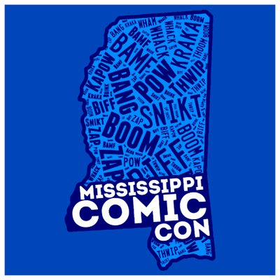 MS Comic Con LOGO.