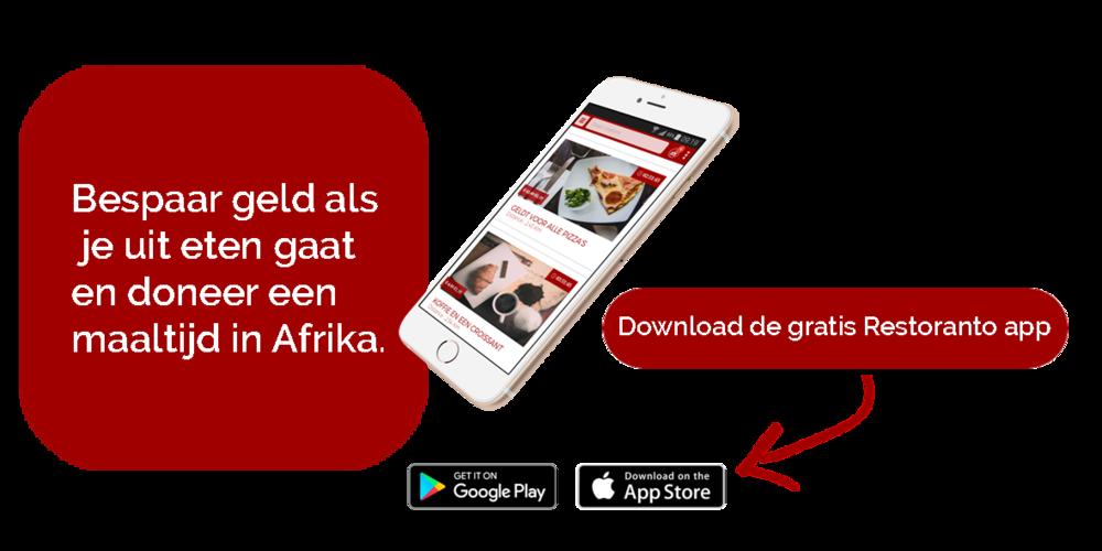 Download de Gratis Restoranto App