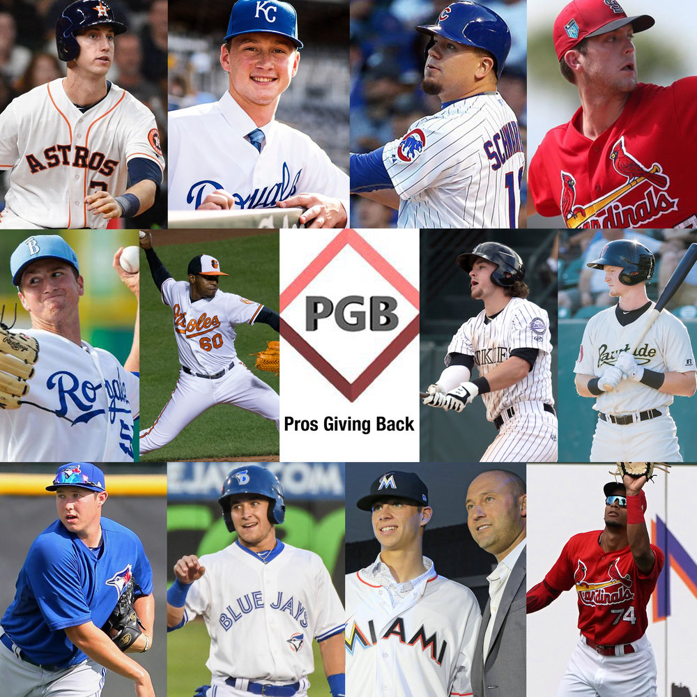 PROS GIVING BACK, INC.
