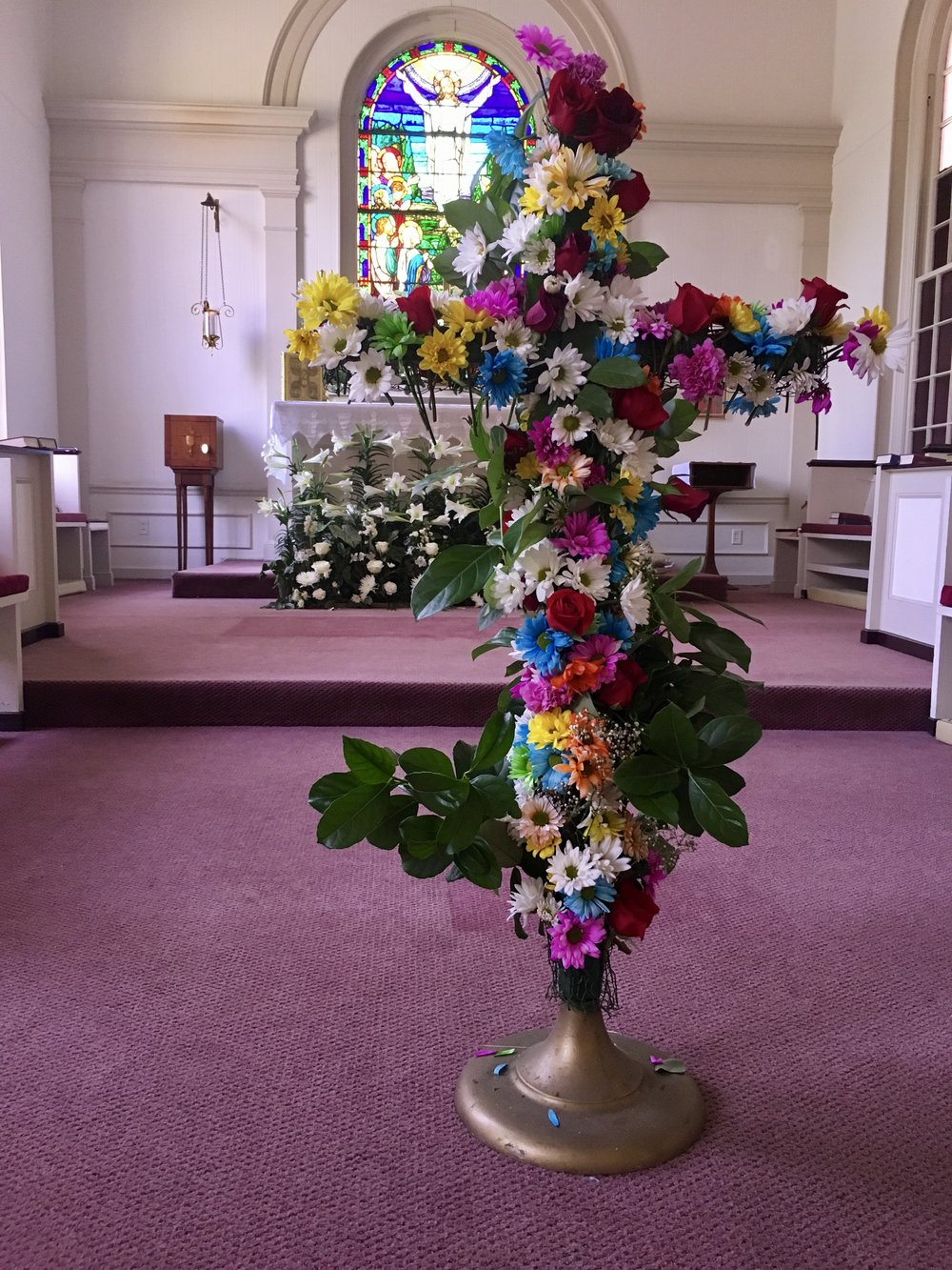 Flowering of the Cross