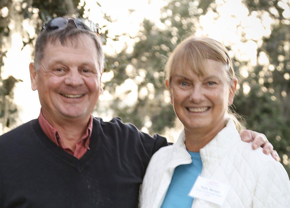 Chuck and Holly Barton