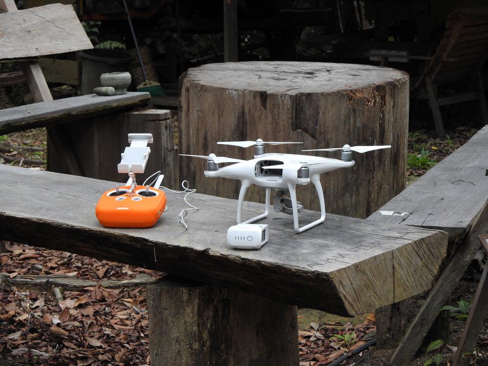 A drone!