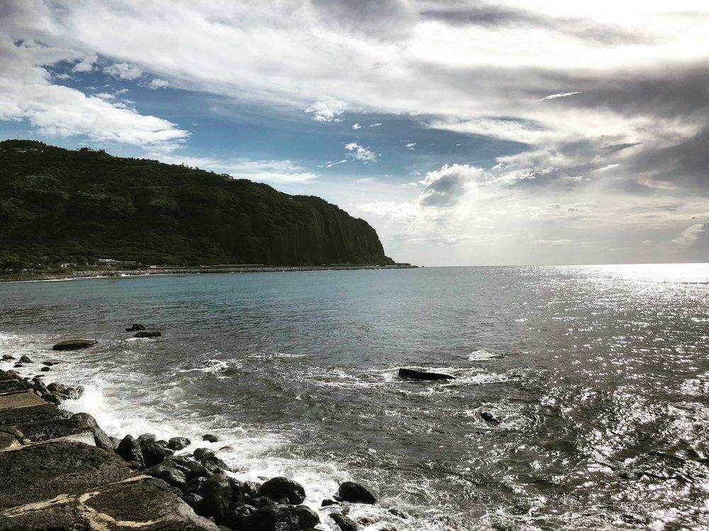St Denis shore
