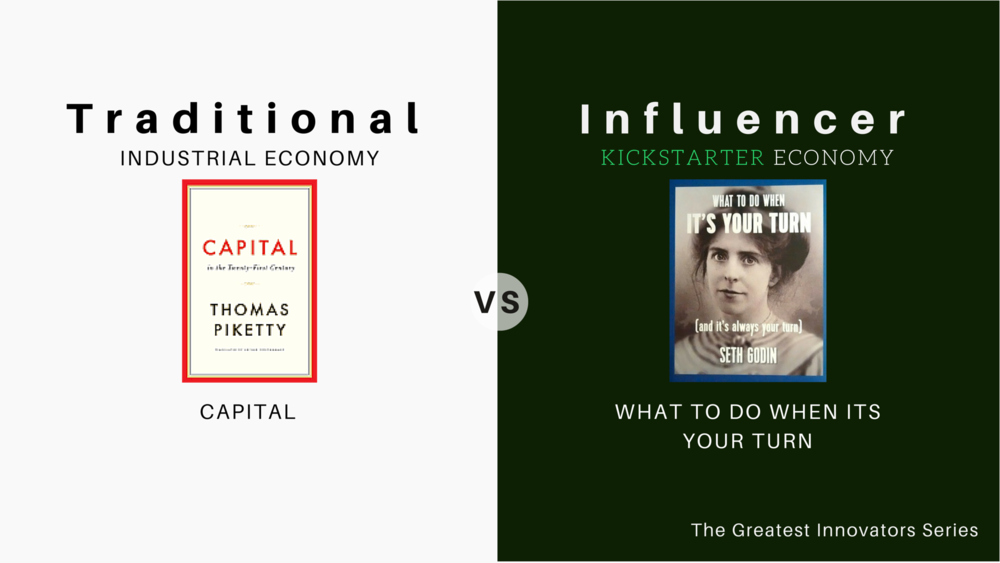 Traditional versus Influencers