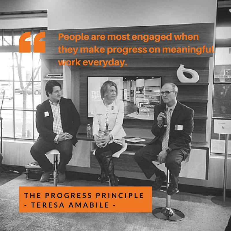 EDGE Mentoring - The Progress Principle - Mark Ferrara - Teresa Amabile