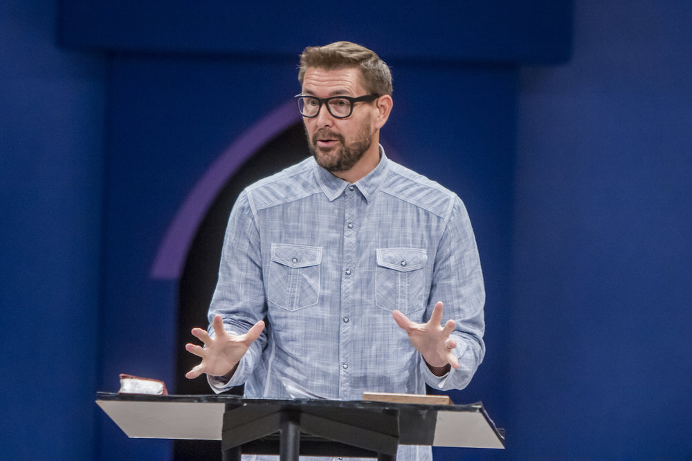 Mark Batterson • Leading With Boldness -