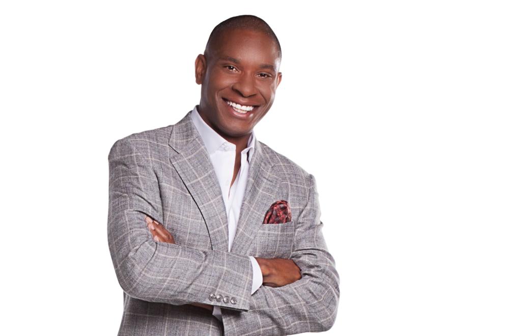 Anthony Calhoun |EDGE|X 2017 MC - Emmy Award winner and Sports Director at WISH-TV