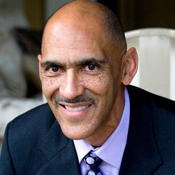 Tony Dungy - Analyst for NBC's Football Night in America, Author of Mentor Leader