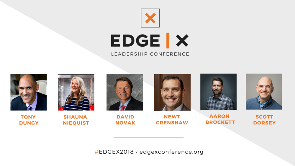 EDGEX 2018 Speaker Lineup