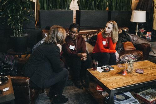 Meet Our Mentors: Julie Weisenbach — EDGE Mentoring
