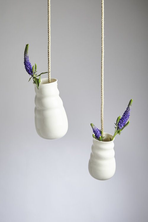 Hanging Vase Jo Davies Ceramics