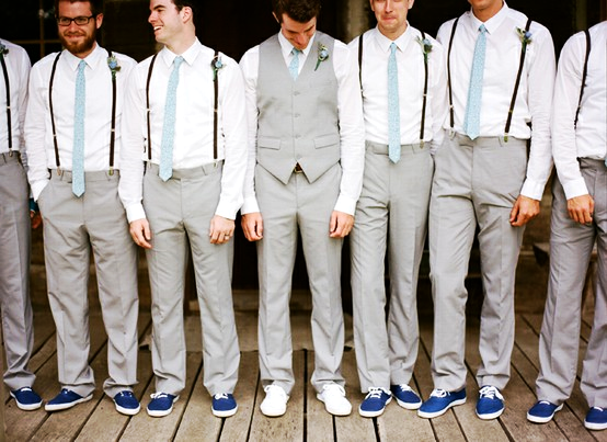GROOM & GROOMSMEN SERVICES