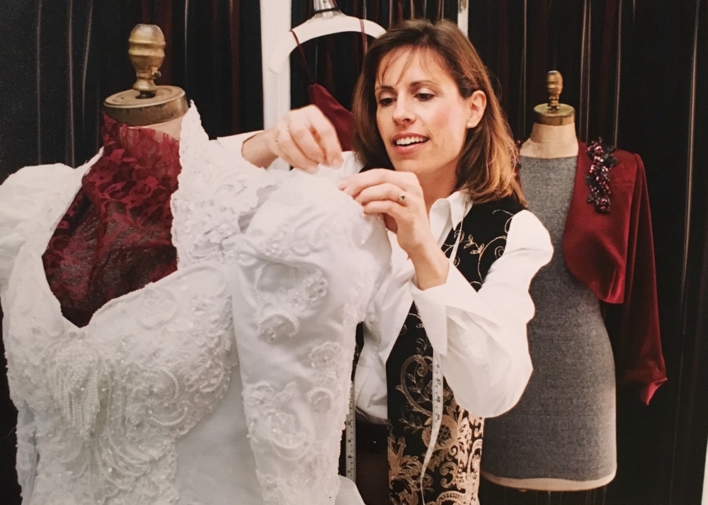 In 1995 when Denise began focusing more on bridal, established the new name Denise's Bridal.