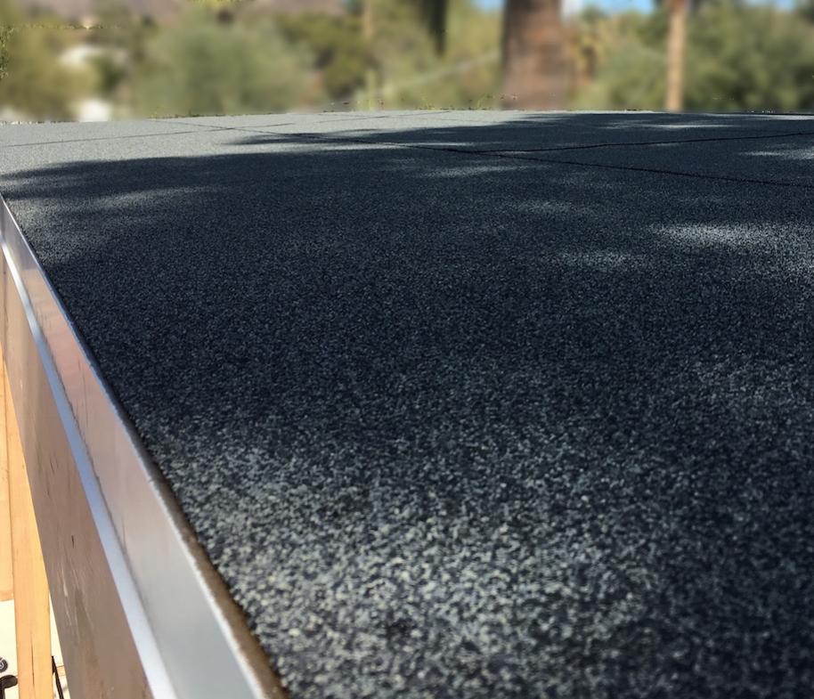 Roof Cap Sheet