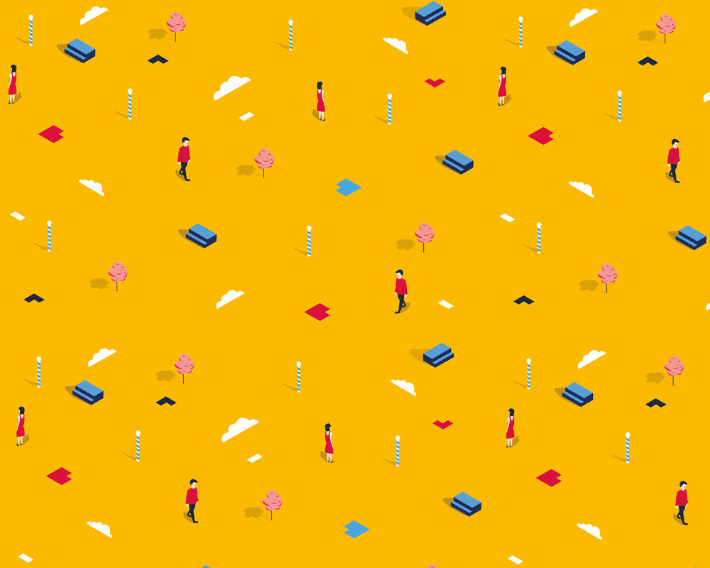 Legoland Endpapers