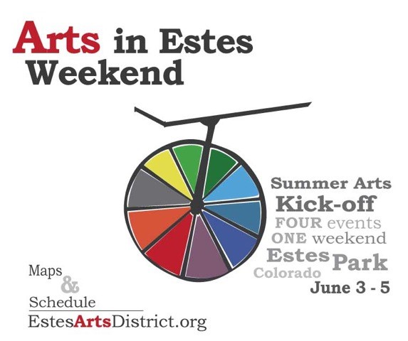 For maps and schedules go to  estesartsdistrict.org