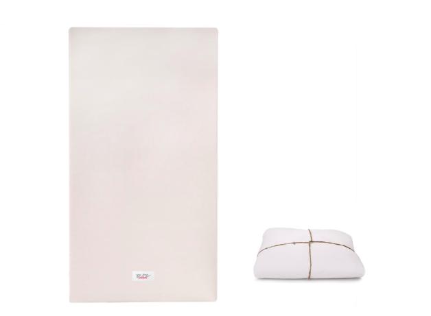 Crib Mattress - Babyletto for natural mattress interior and exterior.