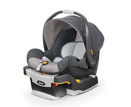 Carseat - Chicco Keyfit 30 for safety and long-lasting.