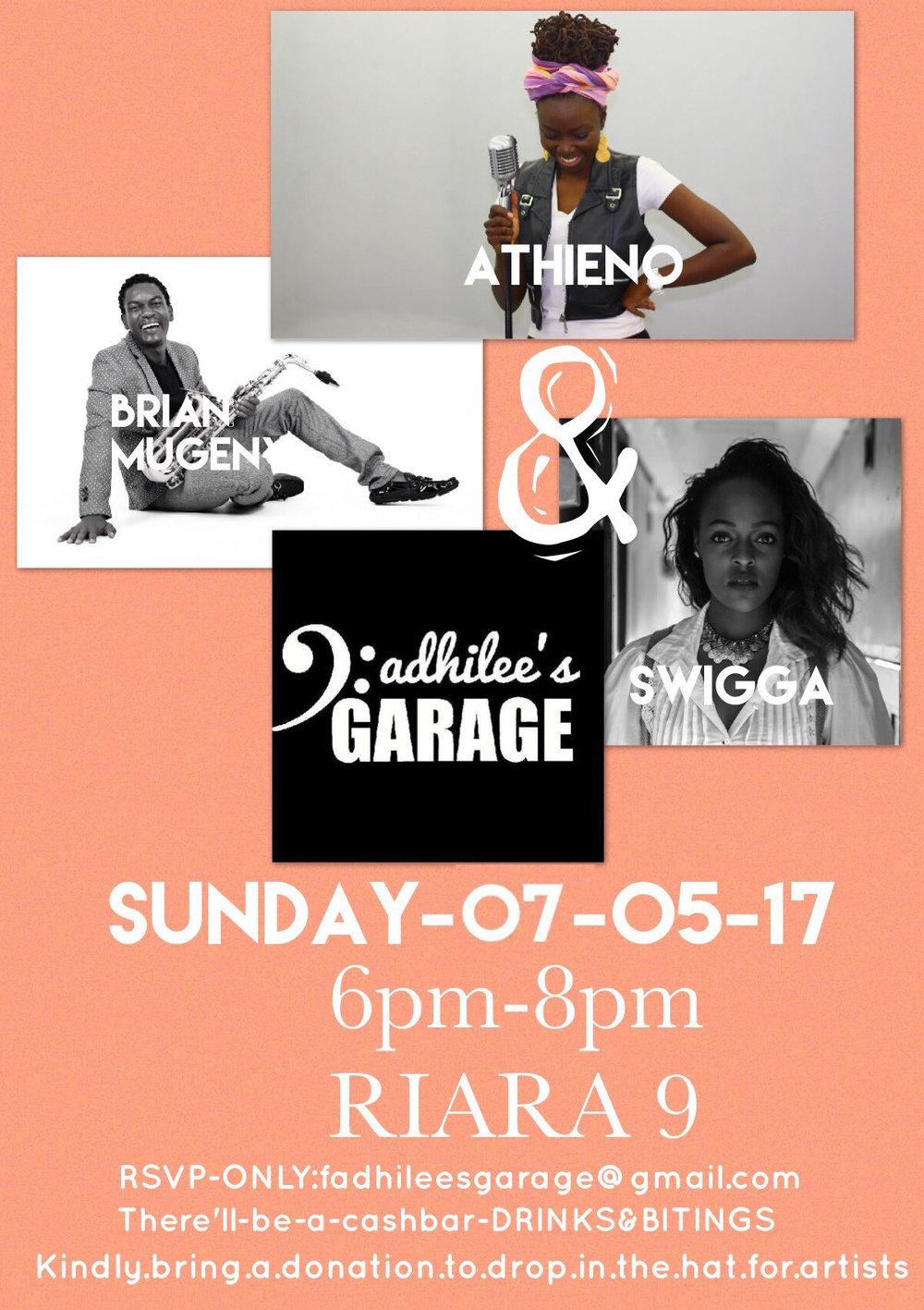Fadhilee's Garage