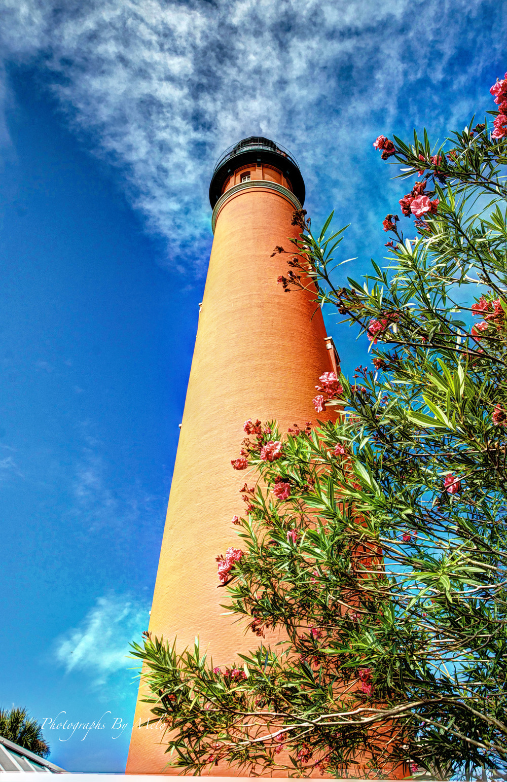 Lighthouse at Point Inlet, Florida