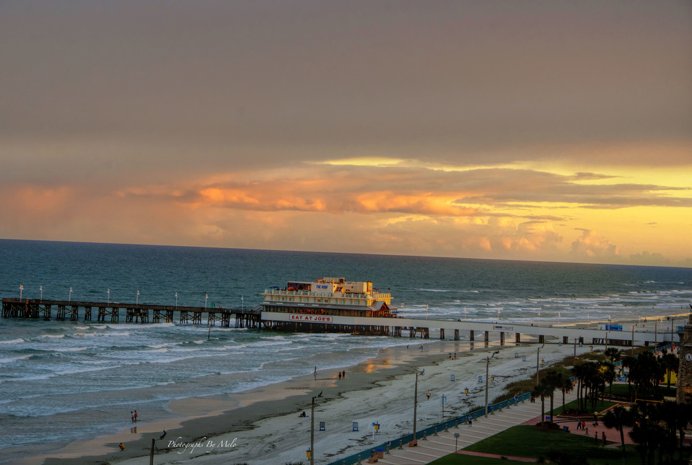 Pier, Daytona Beach, Florida