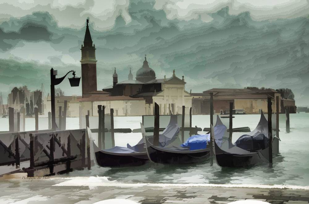 Gran Canal - Venice, Italy