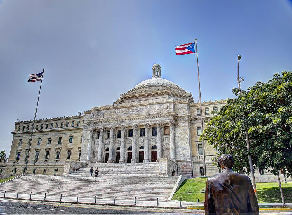 Casa Blanca, Puerto Rico