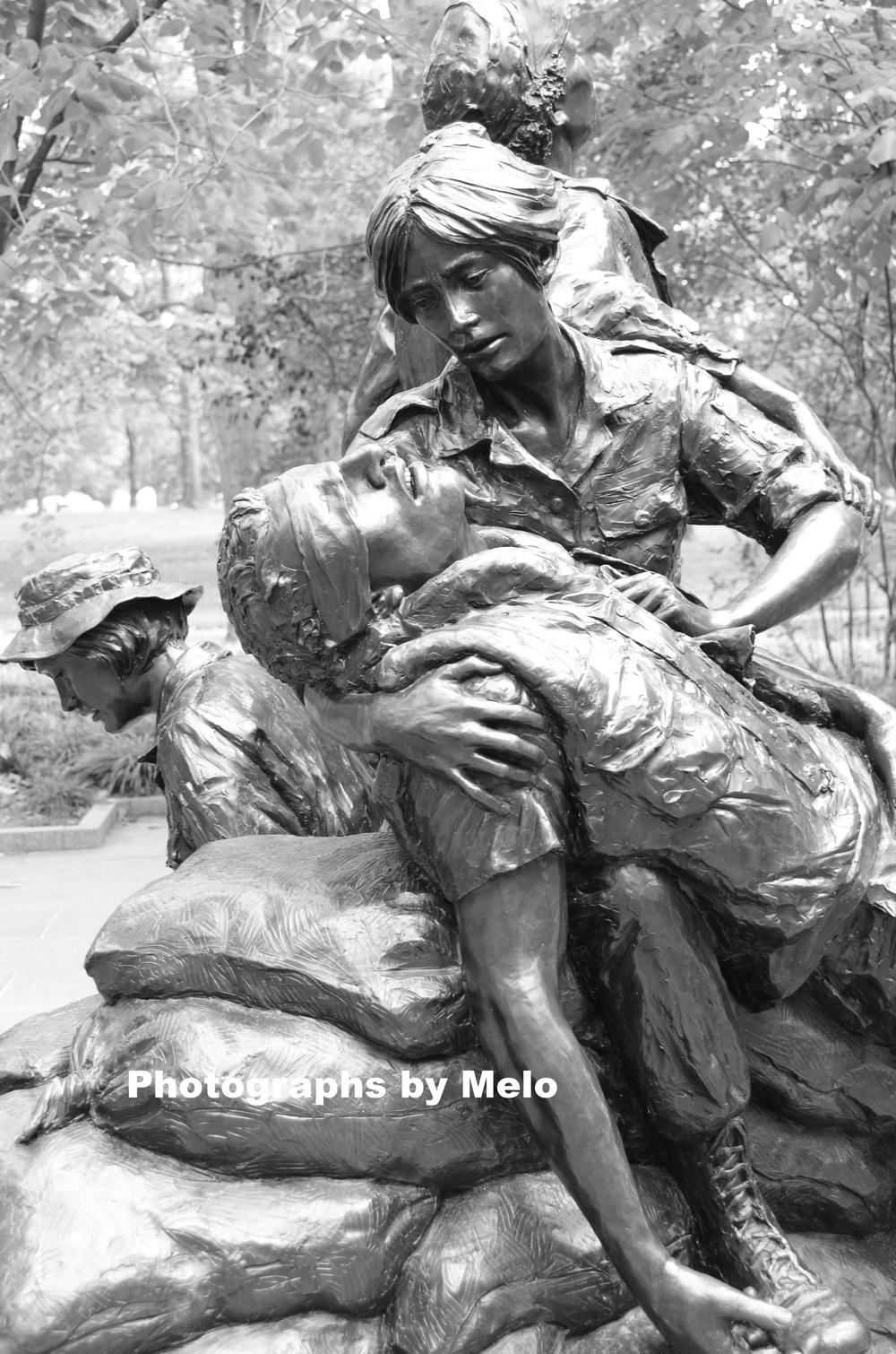 Tribute to the nurses in Vietnam