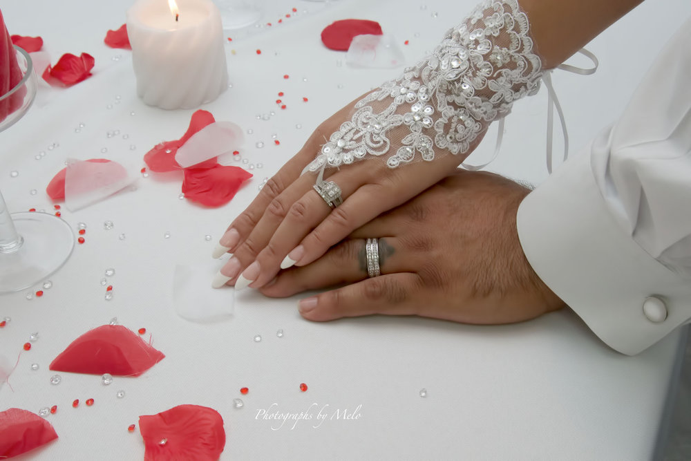 Rings - symbol of unity and love