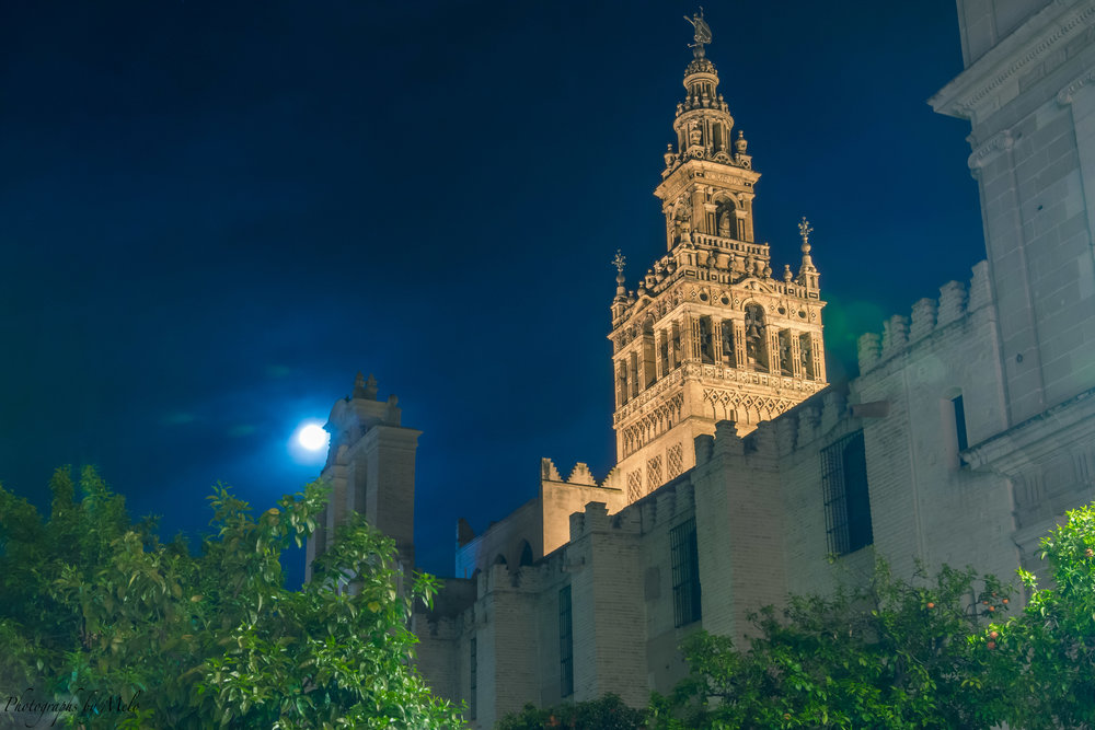 Full Moon, Sevilla