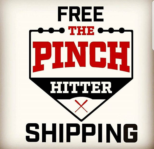 FREE SHIPPING ON ALL PRODUCTS THROUGH 10/23!! Use FREESHIP at checkout to redeem your savings.  Get yours today at www.thepinchhitterbb.com . . . . . #mlb #baseball #baseballfamily #discount #freeshipping #dealoftheday #Dodgers #miraloma #cagelessbattingsystem #travelball