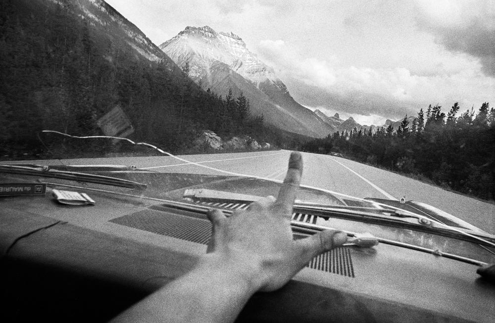 Road trip with Rodney