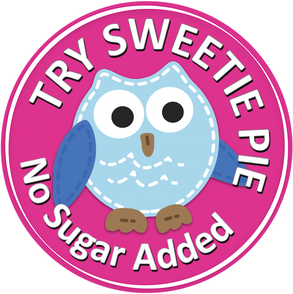 Sweetie Pie Organics No Sugar Added